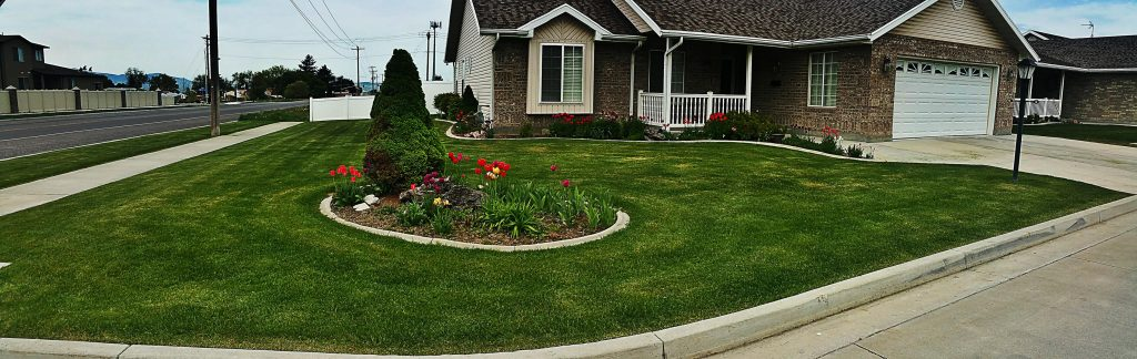 good landscaping can dramatically increase property value