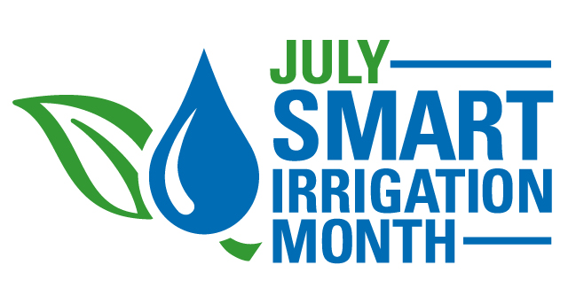 Smart Irrigation Month and How It Saves